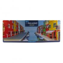 مدادرنگی 48 رنگ پیکاسو جعبه فلز