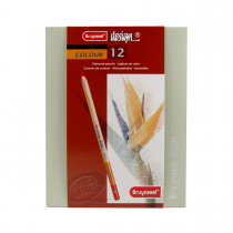 مداد رنگی 12 رنگ برونزیل