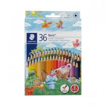مدادرنگی36 رنگ استدلر جعبه مقوا