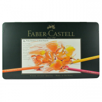 مدادرنگی36 رنگ پلی کروم فابرکاستل