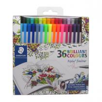 روان نویس triplus استدلر 36 رنگ جعبه مقوا