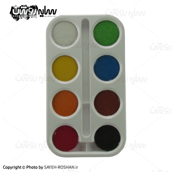 آبرنگ استدلر 8 رنگ